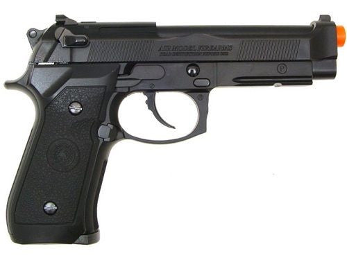 HFC M9 190F Semi and Fully Automatic Green Gas Blowback Airsoft Pistol for $1.19 at Airsoft Solutions