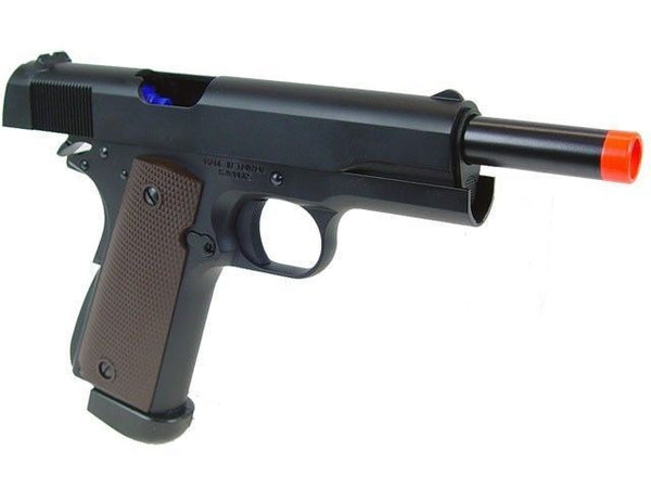 KJW K1911 CO2 Blowback Full Metal Airsoft Pistol for $1.29 at Airsoft Solutions