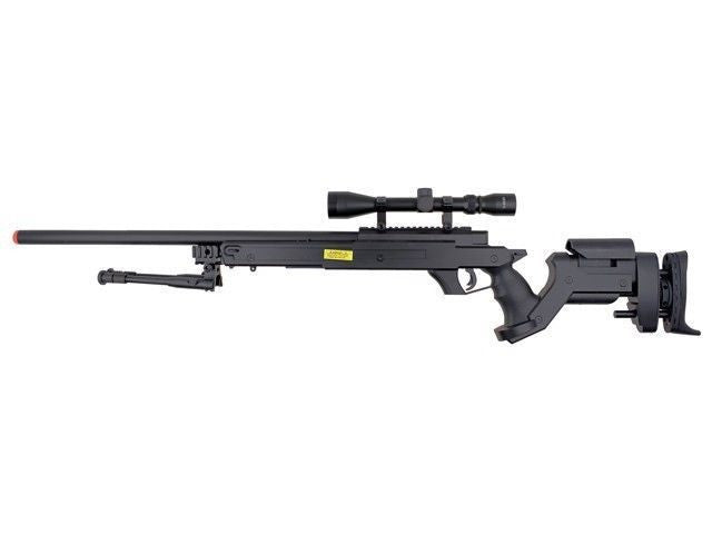 Well AWN APS2 Spring Powered Sniper Airsoft Rifle for $1.79 at Airsoft Solutions
