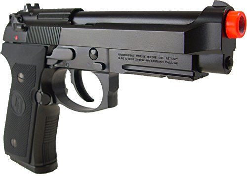 KJW KM9 PTP Full Metal Tactical Semi Automatic Gas Blowback Air Soft Pistol for $1.29 at Airsoft Solutions