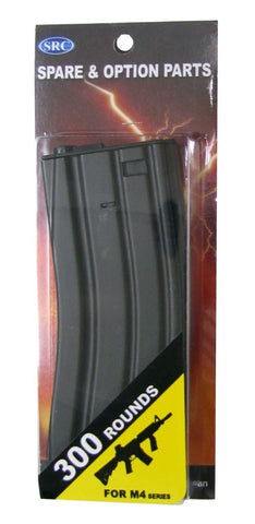 SRC SR4 300 Round Airsoft Magazine for $0.29 at Airsoft Solutions