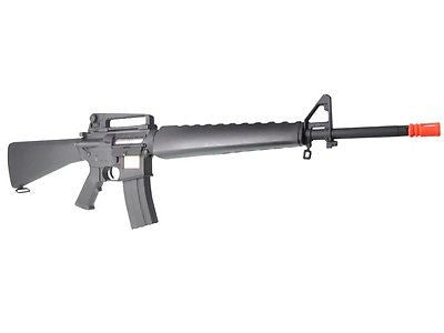 P-Force M16 A1 Electric Air Soft Assault Rifle for $1.89 at Airsoft Solutions