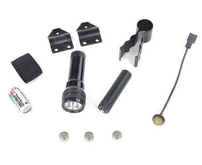 HFC Airsoft Accurate Laser and Flashlight Pistol Accessory Kit
