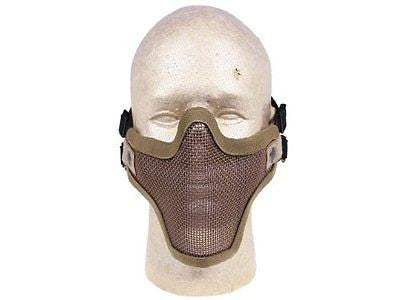 P-Force Airsoft Adjustable Mesh Lower Face Mask