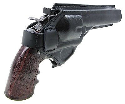 "WG ASG Large Airsoft Molded 6"" Revolver Holster"