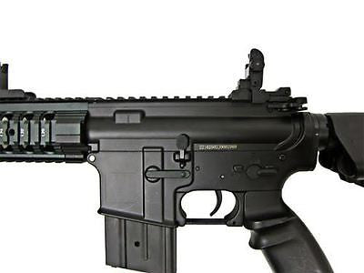 Golden Eagle M4 Stubby Killer RIS CQB Airsoft AEG Rifle