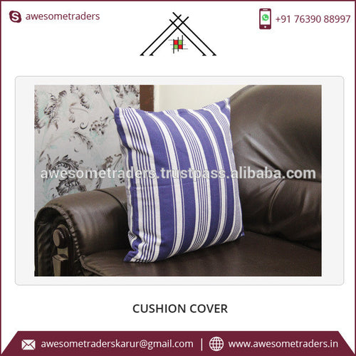 Plain Style and Plain Dyed Pattern Blank Cushion Cover