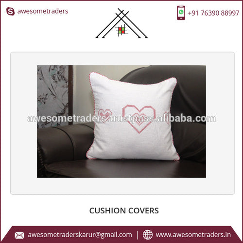 Wholesale 2017 Indian Latest Design Cushion Cover at Lowest Price