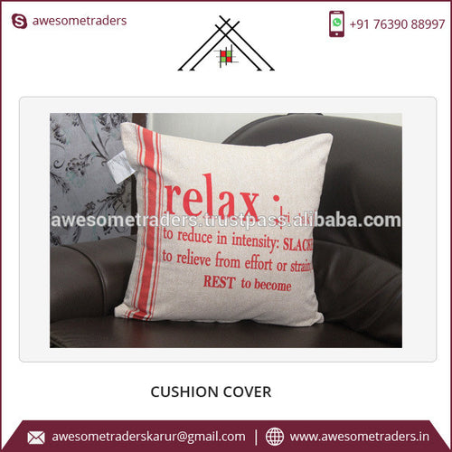 Wholesale Latest Design Custom Printed High Quality Decorative Cushion Cover