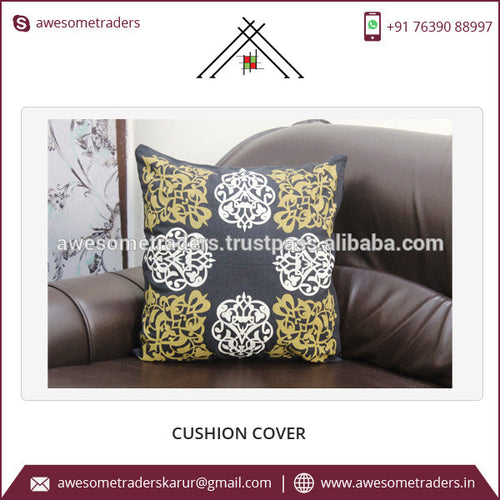 Wholesale Customized Printed Multiple Color Square Cushion Cover