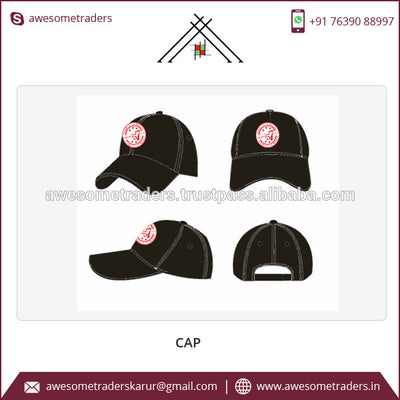 Promotional Custom Men's Wholesale Cap and Hats Manufacturer in India