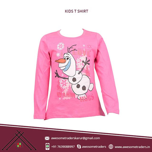Disney group Girl's long and short sleeve tshirts-MOQ 100 pcs mixed styles and sizes @ $1.25 per pc