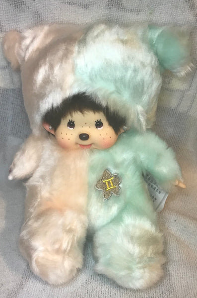 Cartoon Monchhichi Animal Style Dolls
