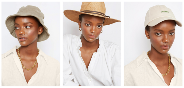 How-To Style Our Latest Hats With The Clothing Collection