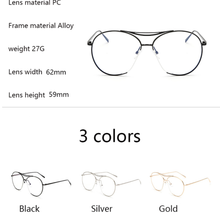 #Reading Clear Frames - 3 Color Options