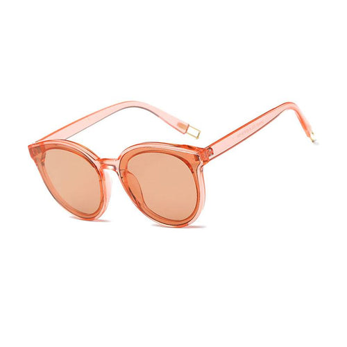 #Summer Acrylic Eye Wear - Clear - Bright Color Options