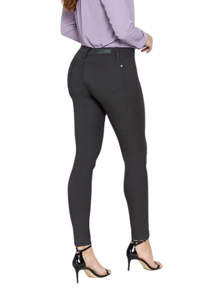 Leopard V Color Block Tee
