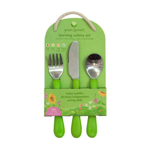 Learning Cutlery Set - Fork, Spoon, & Knife