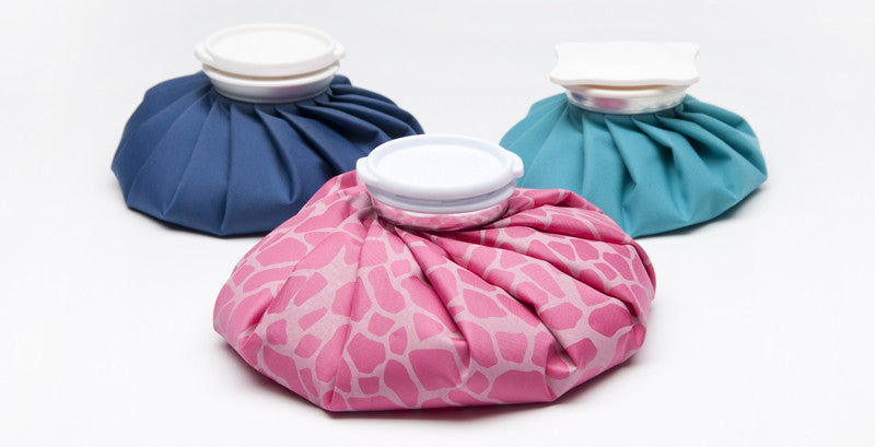 three multicolor hot or cold reusable water bottle