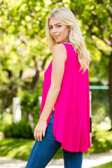 Babydoll Tunic Top - Shirts - GOZON