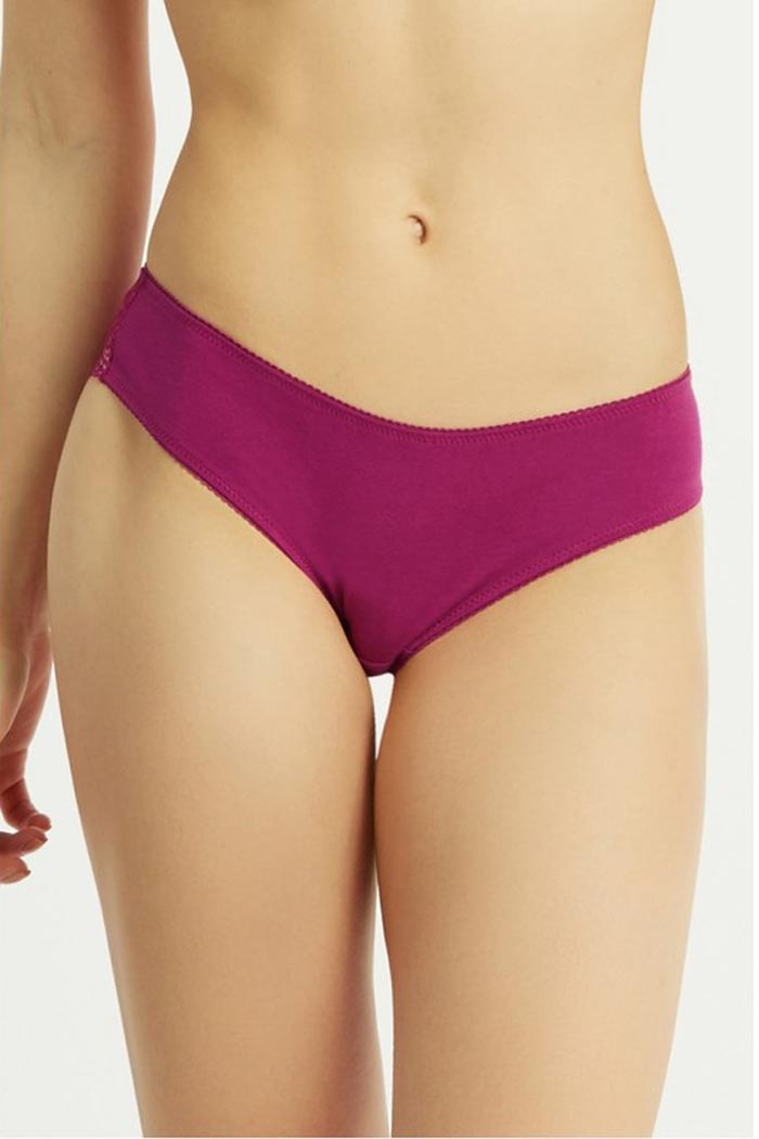 Katie Cotton Bikini : Pack of 3