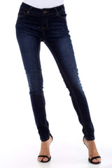 Light Wash Denim Pants -  - GOZON