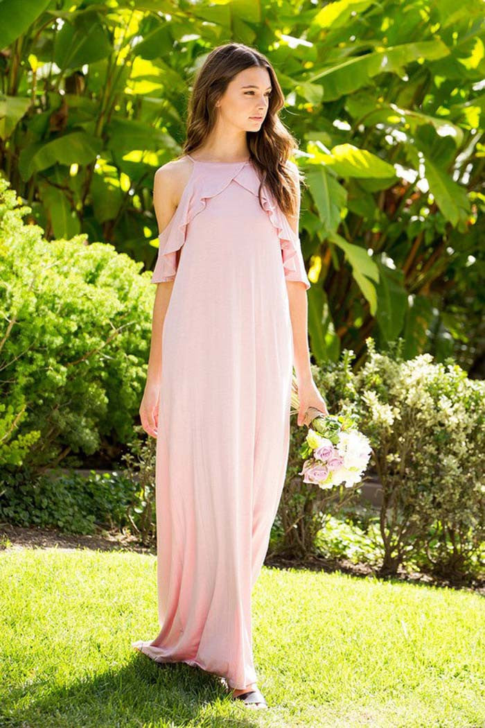 Lovely Maxi Dress - maxi - GOZON