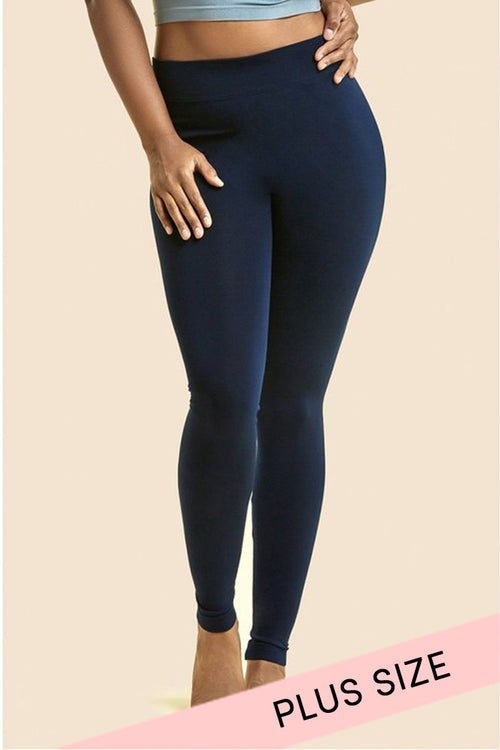 Soft and Smooth Leggings - Plus