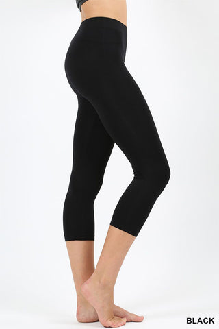 Casual Solid Leggings