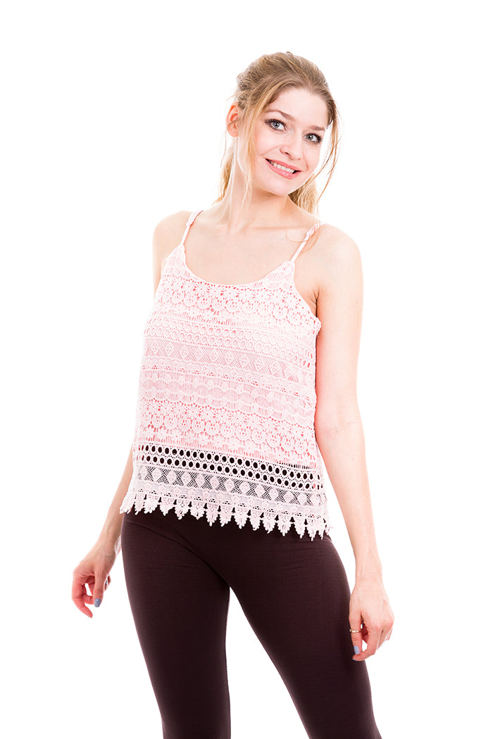 Solid Knit Cami