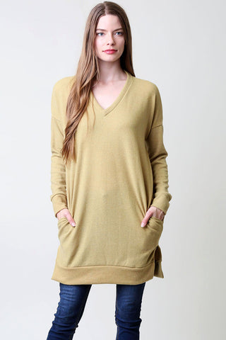 Romantic Sweater Tunic