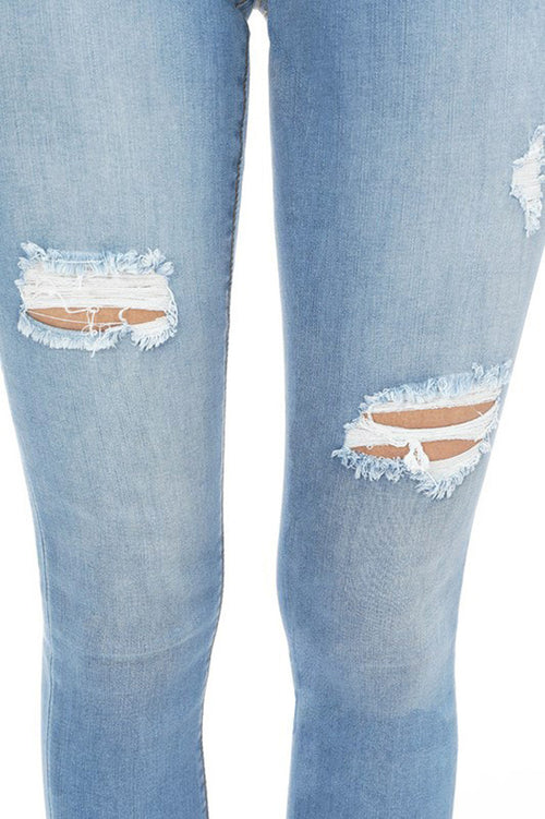 Ivy Stretchy Ankle Jeans