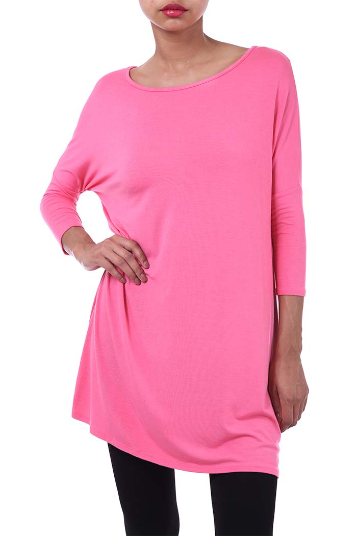 Scoop Neck Tunic