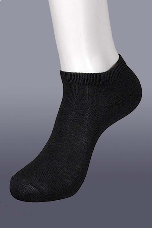 Marie Solid Socks : Pack of 3