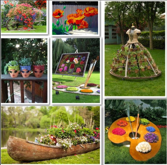 garden decor accessories