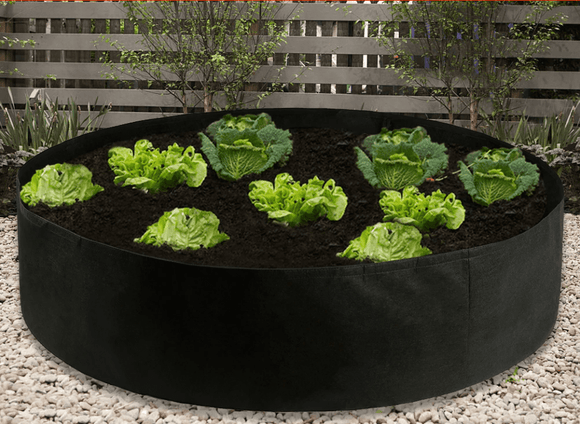 Fabric Raised Garden Bed - Garden Oasis