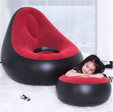 Inflatable Chair And Ottoman Seat Cushion - Garden Oasis