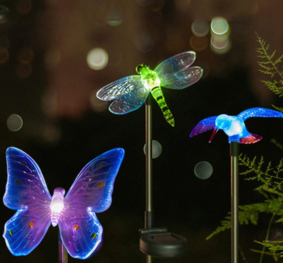 LED Solar Garden Lights For Garden Decoration - Garden Oasis