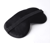 Natural Silk Sleeping Eye Mask - Garden Oasis