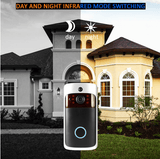 Smart Wireless WiFi Security Door Bell - Garden Oasis