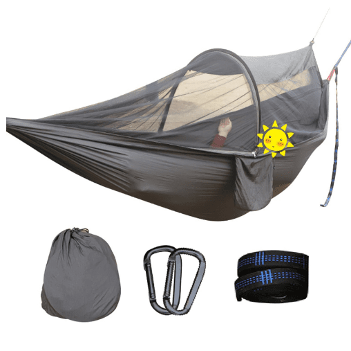 Survivor Or Camping Hammock For 2 People
