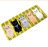 Welcome Cat Floor Mats