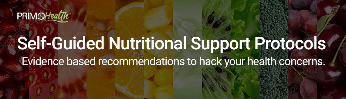 Supplements for Nutritional Protocols
