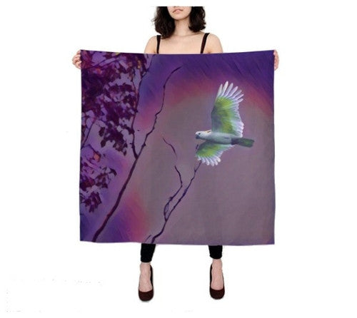 Bird in Flight Scarf
