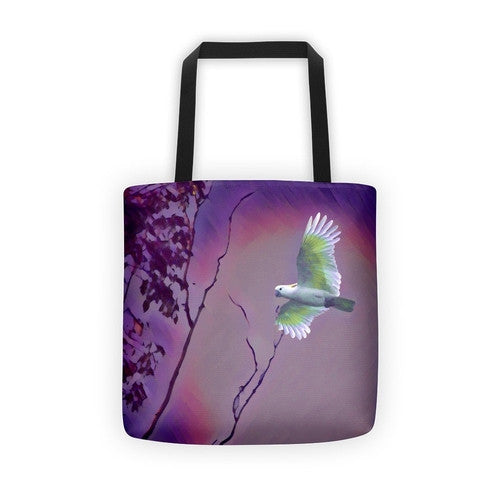 Bird in Flight Tote bag - JenC Designs