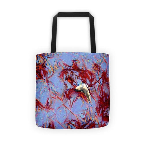Lost Bird Tote bag