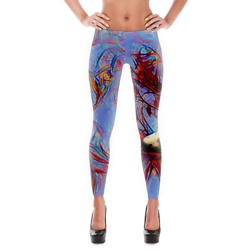 Lost Bird Leggings - JenC Designs
