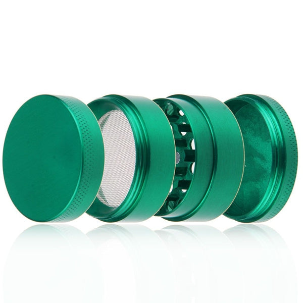 Green Grinder - Four Piece