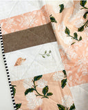 Rifle Paper Co + Peaches n Cream Patchwork Quilt