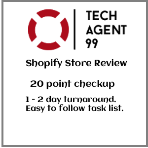 Store Review - 20 Point Checkup